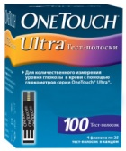 ����-������� OneTouch Ultra �100